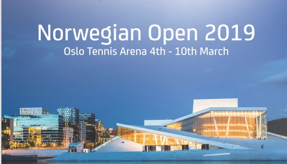 Norwegian Open ITF World Tour gets under way in Oslo