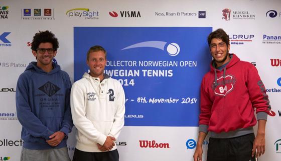 Qualifiers get underway in Oslo!