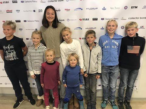 Clarkson Platou visits Norwegian Open
